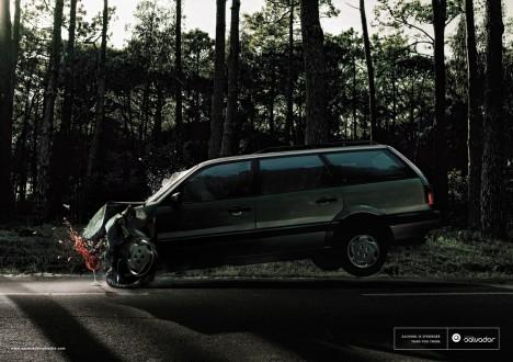 Grafous :: Diseño Gráfico Social, Activista y Sostenible :: Accidentes de Tráfico