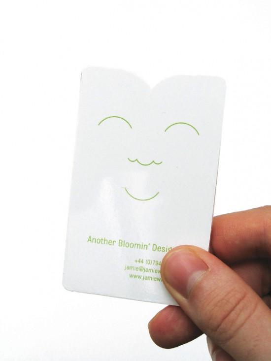 Grafous :: Diseño Gráfico Social, Sostenible y Activista :: Tarjeta verde :: anotherbloomindesigner