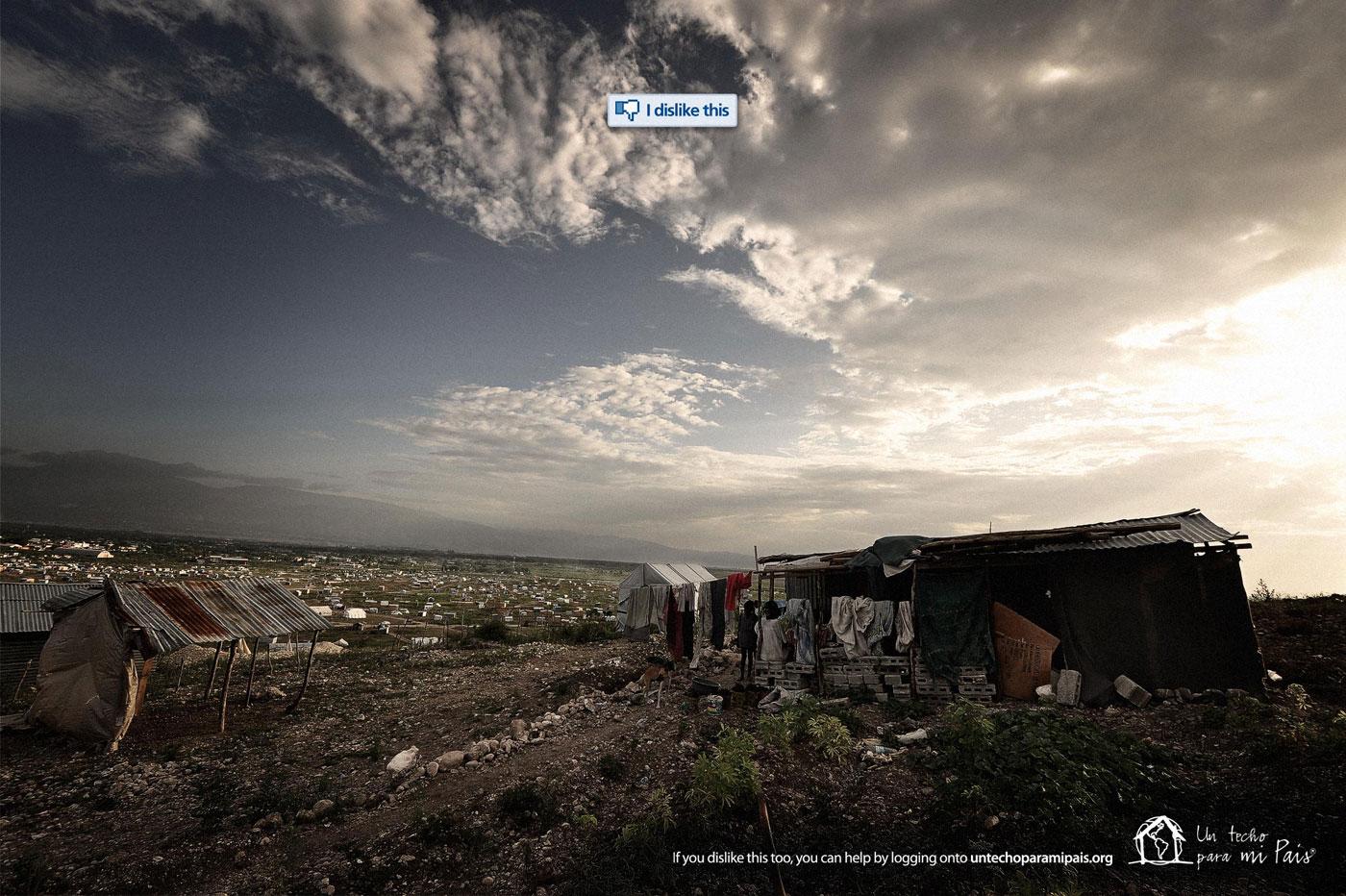 Grafous :: Diseño Gráfico Social, Sostenible y Activista :: Un techo para mi país