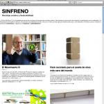 Sinfreno.org :: Reciclaje creativo y sostenibilidad