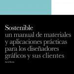 Un buen libro de diseño gráfico sostenible