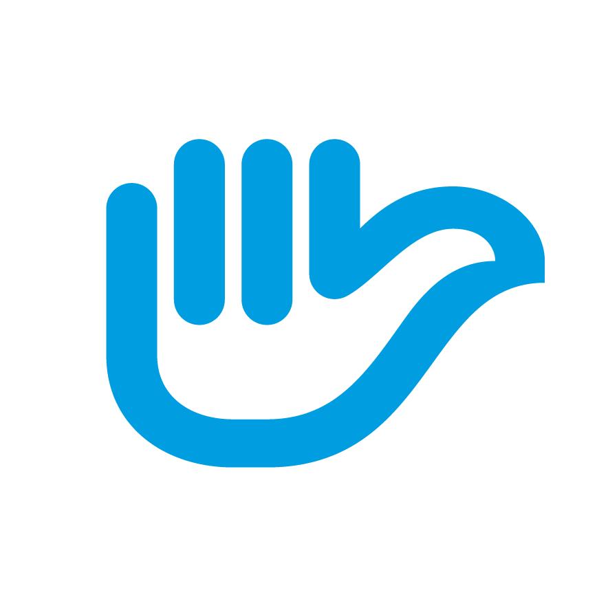 Grafous :: Diseño Gráfico Social :: Logo por los derechos humanos