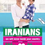 Iraníes… los queremos