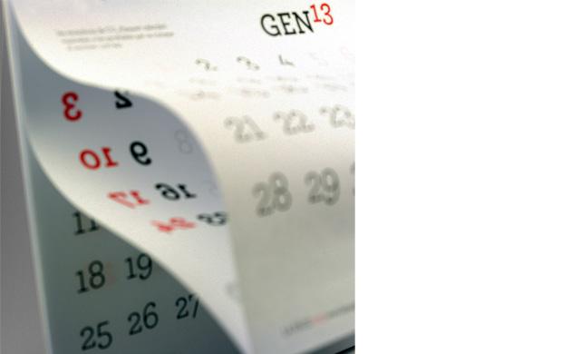 Grafous - La Page - Calendari