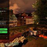 Un hotel en Guthemberg donde reservas una noche en el banco de un parque
