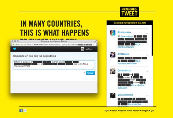 amnistia_internacional_censura_grafous_ :: Grafous :: Diseño Gráfico Activista