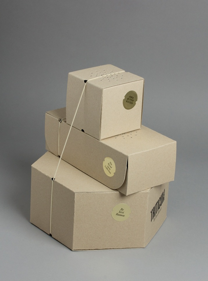 Losiento :: Packaging Sostenible :: Panadería :: Grafous, DIseño Gráfico Sostenible