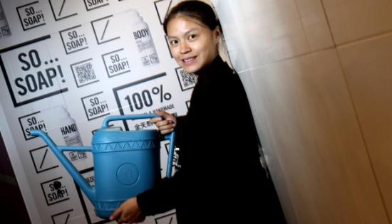 Bella Ip, So... Soap! | Jabón Ecológico y sostenible | Grafous, Diseño Gráfico Sostenible