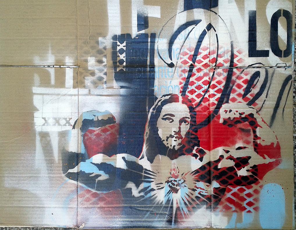 Bs. As. Stencil - Grafous, Diseño Gráfico Urbano, Diseño Gráfico Activista