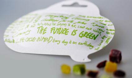 FibreForm-Envase de papel - Packaging ecológico - Diseño Gráfico Ecológico