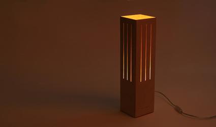 Lámpara Botella - Diseño Sostenible
