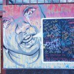 Protestas y arte callejero en Ferguson