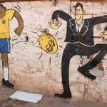 Hambre, corrupción y un mundial de fútbol