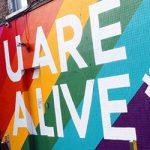 Murales en Irlanda por el matrimonio gay
